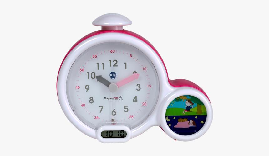 Pink Kids Alarm Clock, HD Png Download, Free Download