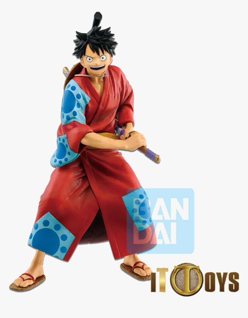 Scale Figure Png - Ichiban Kuji One Piece Wano, Transparent Png, Free Download