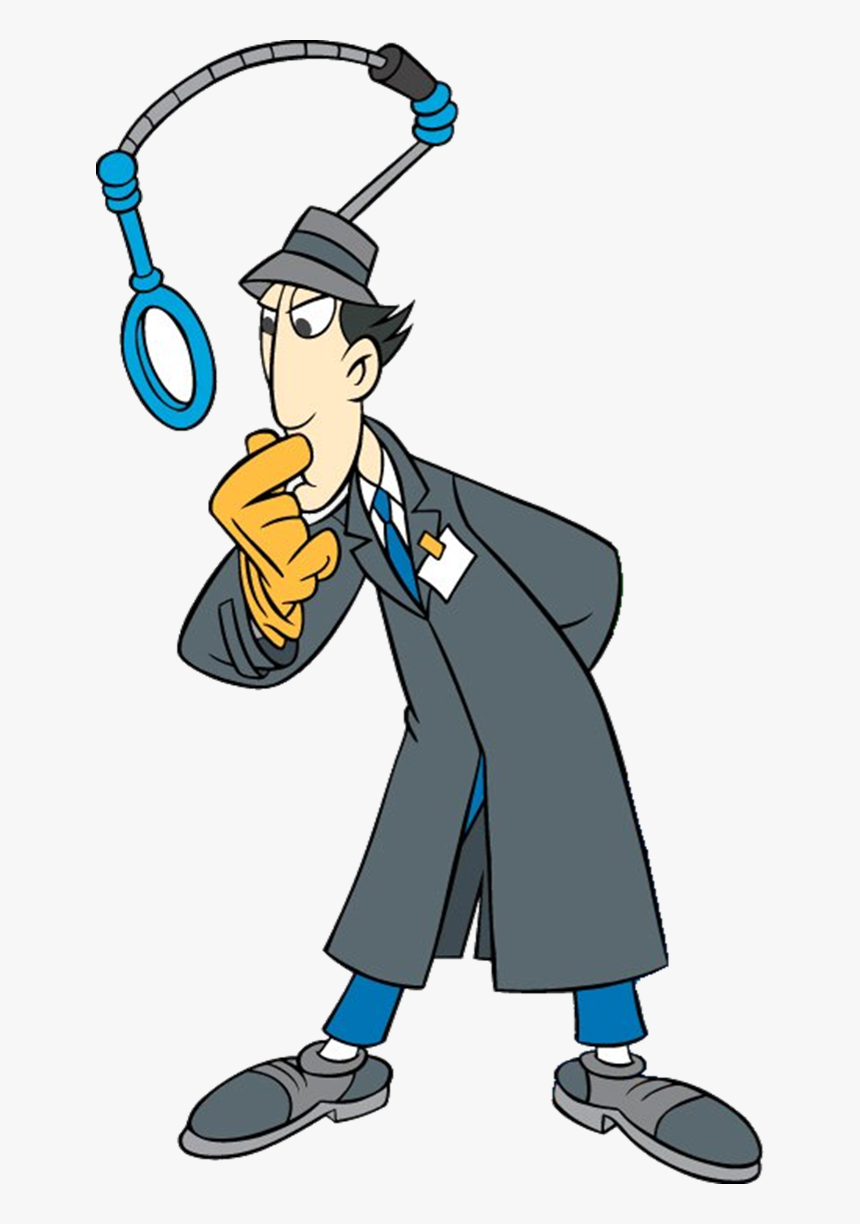 Inspector Gadget Png - Inspector Gadget And Gadget Boy, Transparent Png, Free Download
