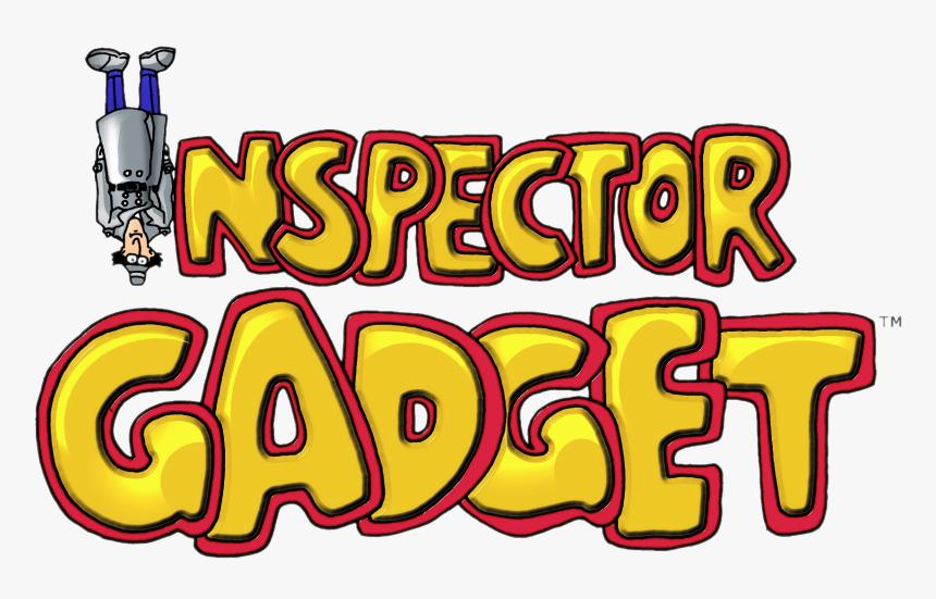 Inspector Gadget Logo - Inspector Gadget, HD Png Download ...