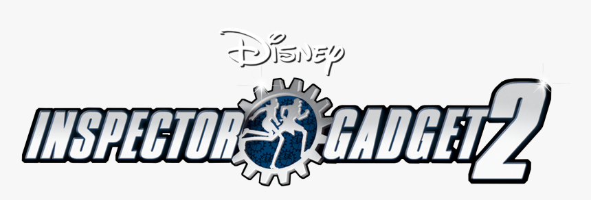 Walt Disney Inspector Gadget 2 [dvd] Usa Import , Png - Inspector Gadget 2 Logo Png, Transparent Png, Free Download