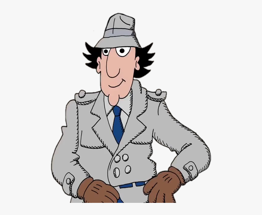 Inspector Gadget Mike Matei Transparent, HD Png Download, Free Download