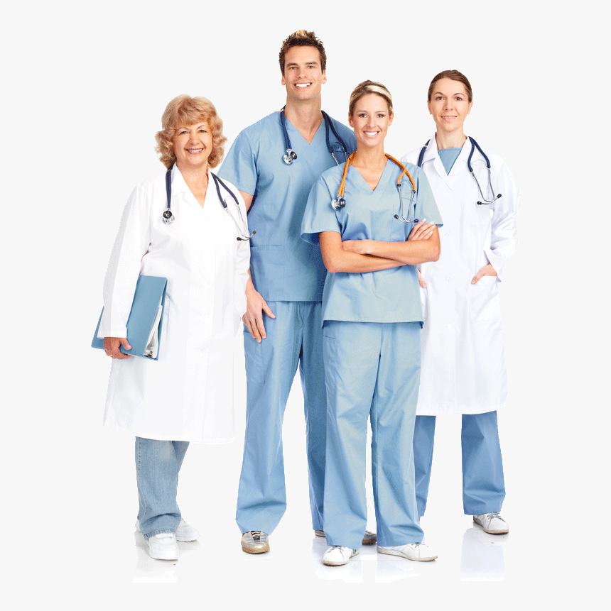 Nurse Group Png Nurses Png Transparent Png Kindpng