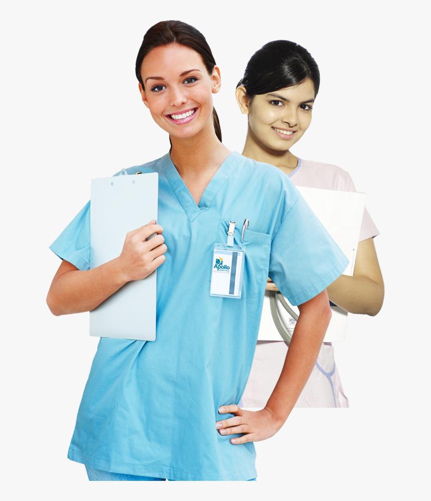 Nurse Uniform Nurse Png Transparent Png Kindpng
