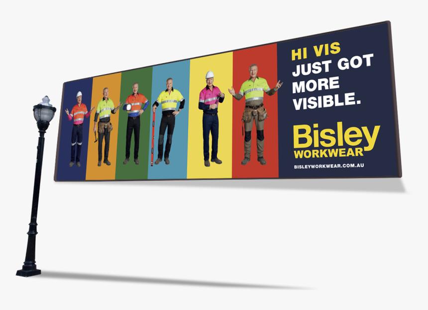 Bisley Workwear Banner, HD Png Download, Free Download
