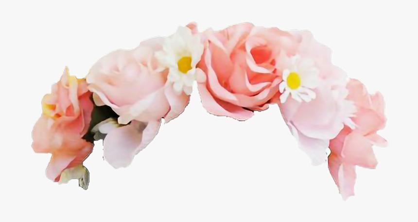 Neon Transparent Flower Crown - Flower Crown Transparent Background, HD Png Download, Free Download