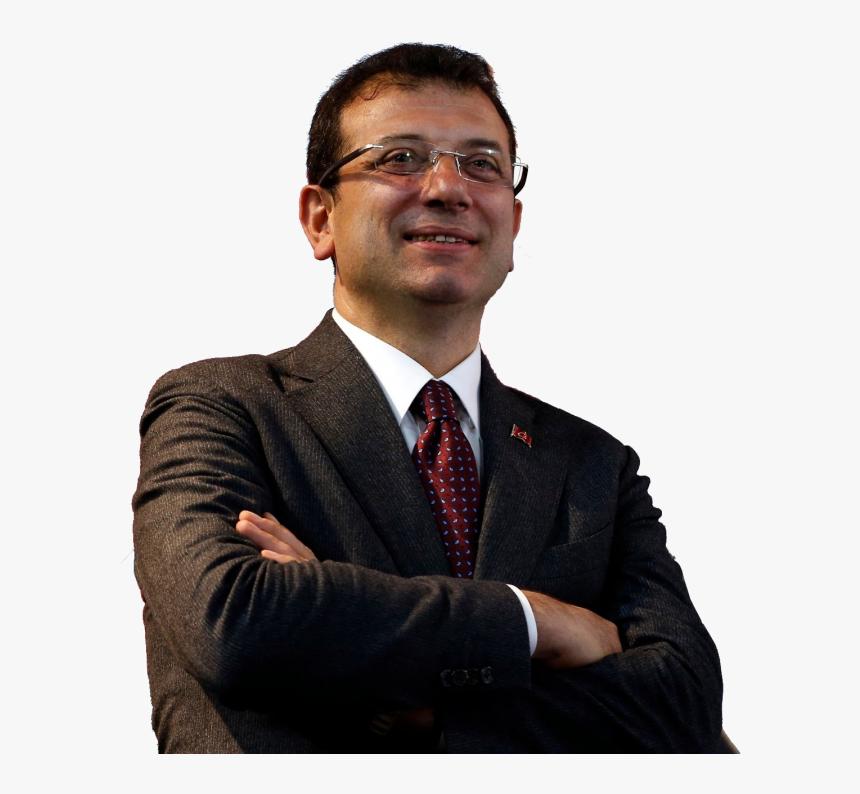 Ekrem Imamoğlu, HD Png Download, Free Download