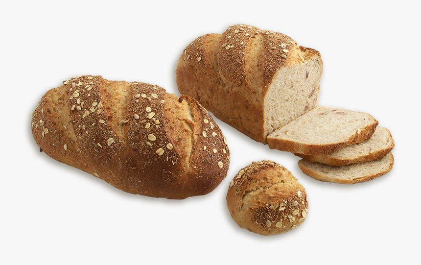 Granola Bread - Flaxseed Bread Png, Transparent Png, Free Download