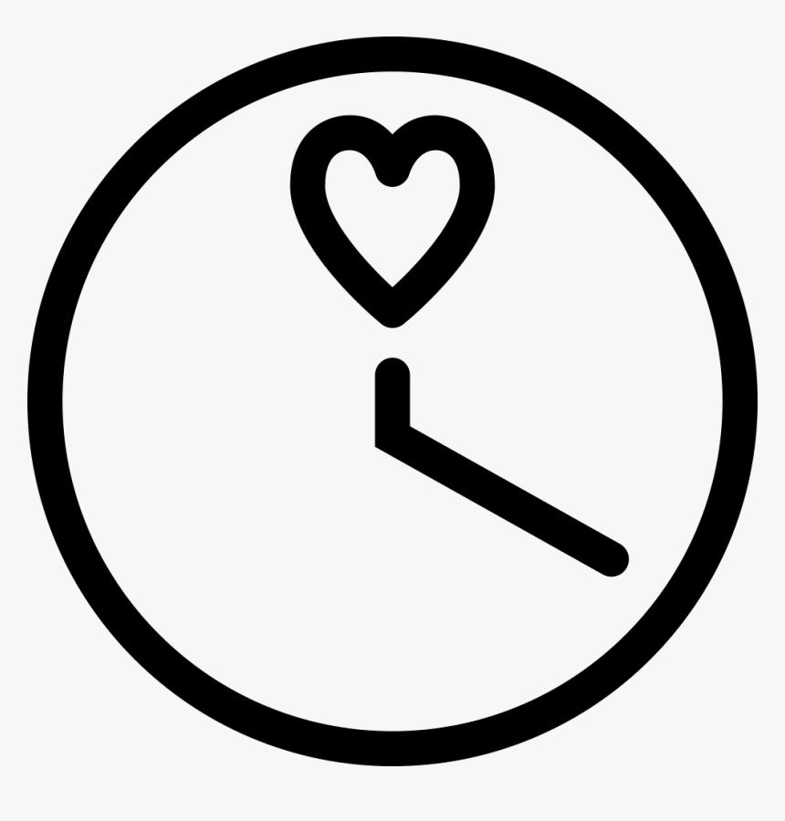 Wedding Countdown - Clock Noun Project, HD Png Download, Free Download