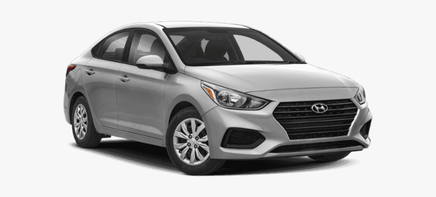 New 2020 Hyundai Accent 4dr Sdn Se At - Hyundai Accent, HD Png Download, Free Download