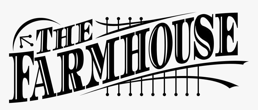 Farmhouse Logo Png, Transparent Png, Free Download