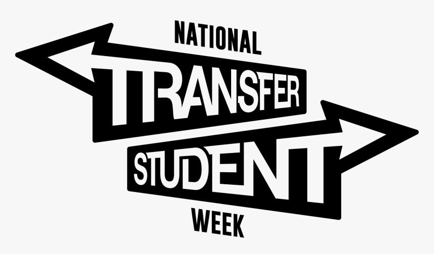 National Transfer Student Week Logo - National Transfer Student Week 2019, HD Png Download, Free Download