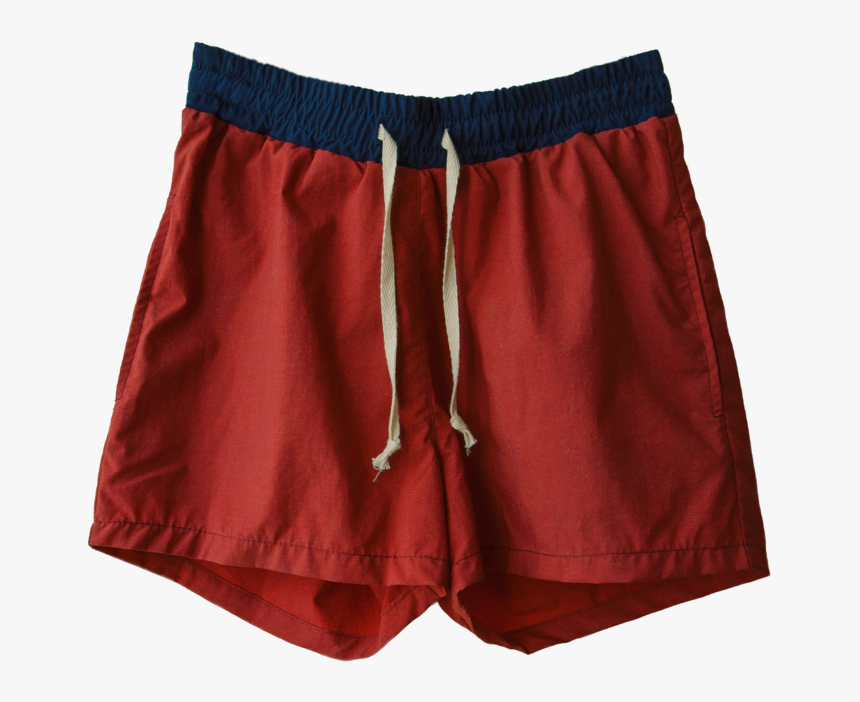 """Boy Girl Parker Boy""""s Swim Trunk In Maroon - Boy Swimsuit Transparent Png, Png Download, Free Download"""