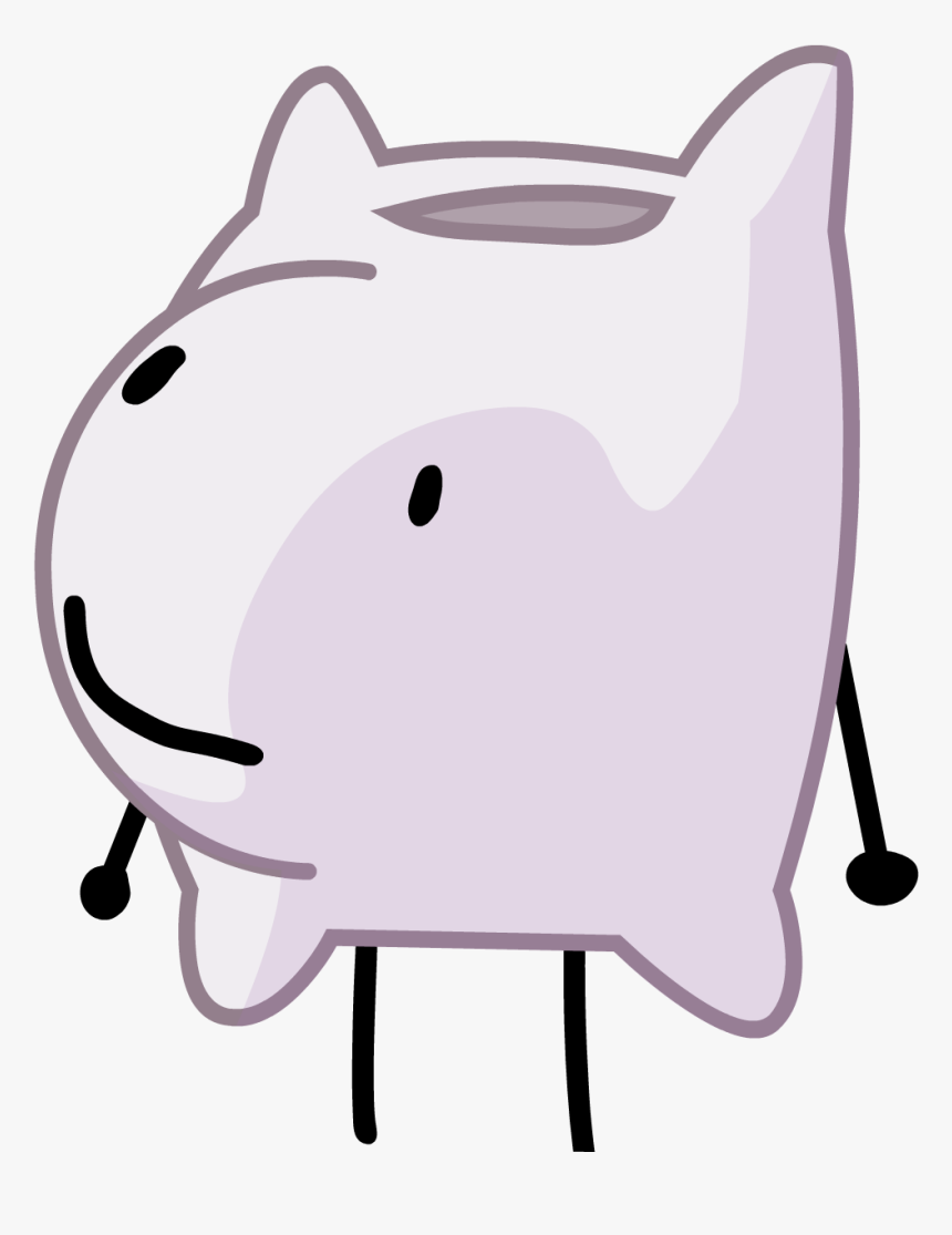 Battle For Dream Island Wiki - Pillow Bfdi, HD Png Download, Free Download