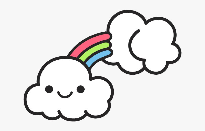Transparent Fight Cloud Clipart Animated Cute Transparent