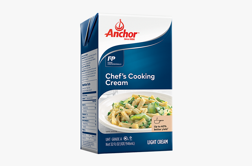 Anchor Extra Yield Cooking Cream, HD Png Download, Free Download