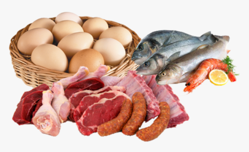 Meat Fish And Egg , Png Download - Meat Fish And Eggs, Transparent Png, Free Download