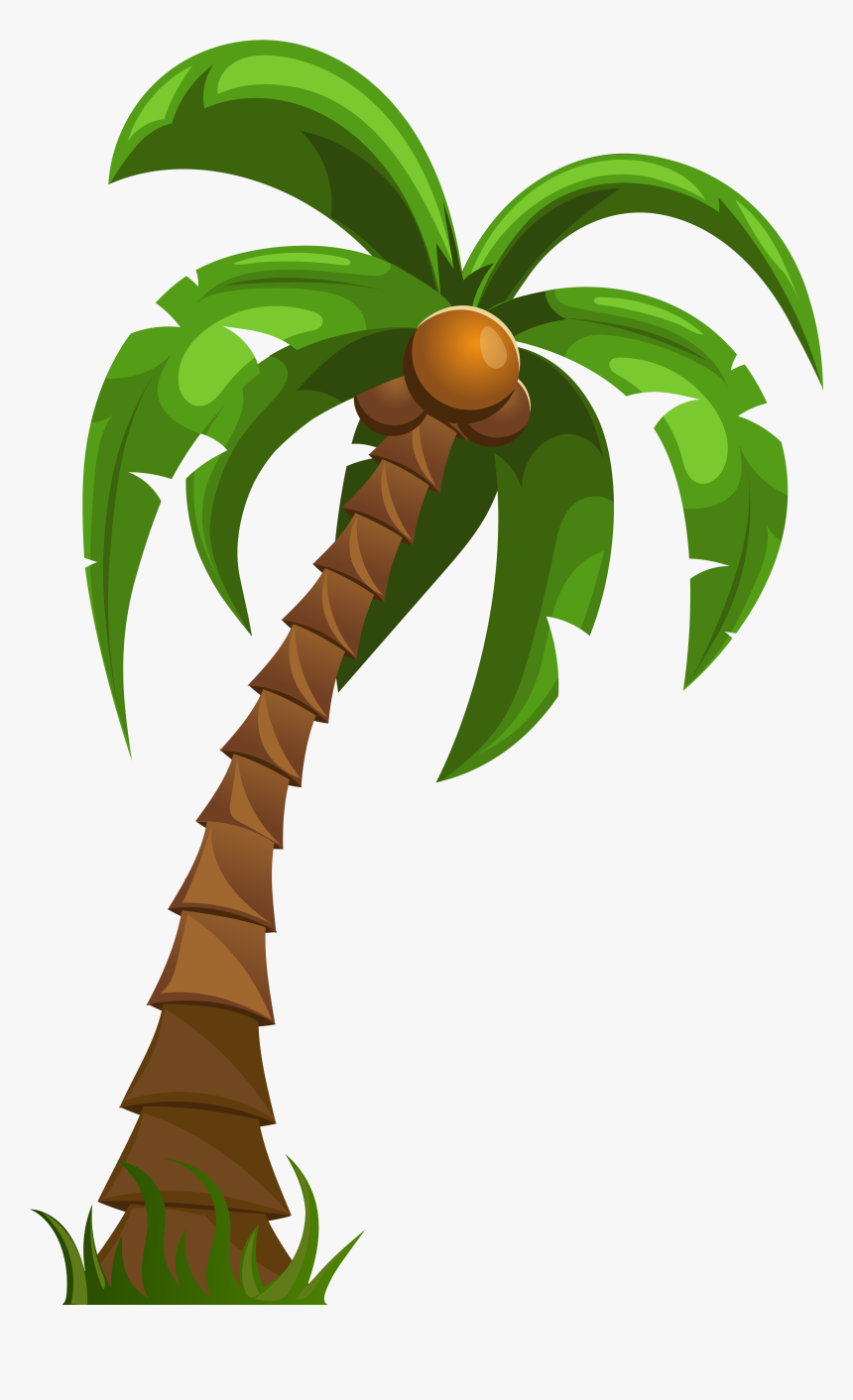 Cartoon Tree Transparent Background Transparent Background Palm Tree Png Clipart Png Download Kindpng Arecaceae tree , cartoon palm tree. transparent background palm tree png