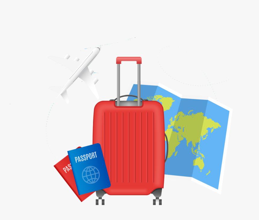 Travel Png Photo Vector Travel Bag Png Transparent Png Kindpng