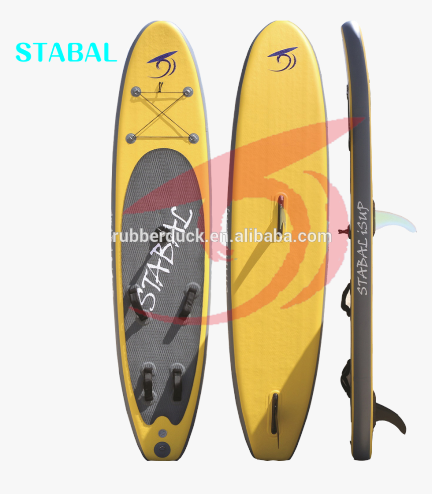 Wholesale Customized Color Size Drop Stitch Pvc Coated - Surfboard, HD Png Download, Free Download