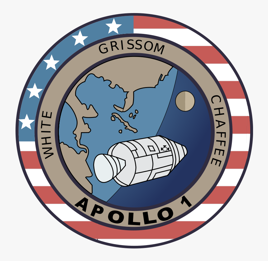 Apollo 1 Mission Logo, HD Png Download, Free Download