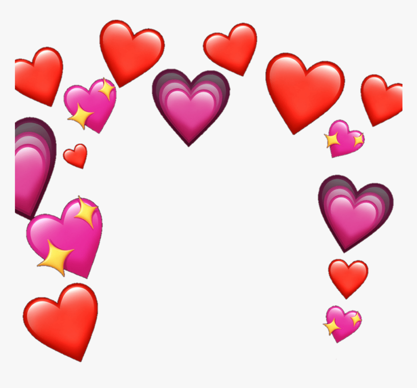 Wholesome Heart Meme Template, HD Png Download, Free Download