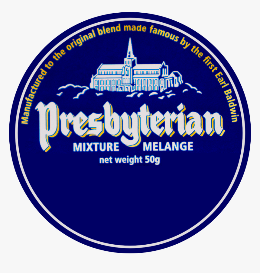 Presbyterian Mixture New - Presbyterian Mixture Label, HD Png Download, Free Download