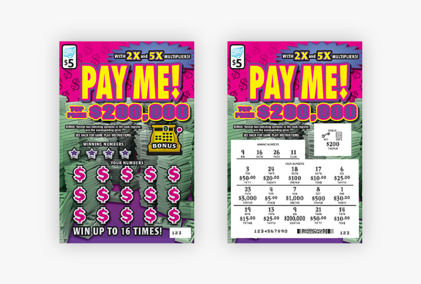 Play Me Illinois Lottery, HD Png Download, Free Download