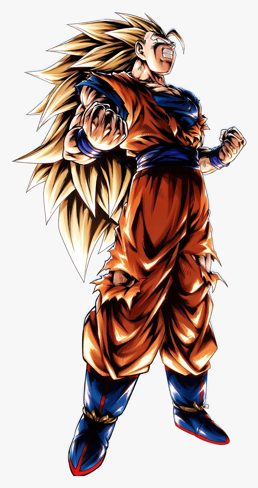Goku Ssj3 Db Legends HD Download Kindpng