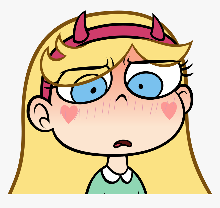 Star Butterfly , Png Download - Star Vs The Forces Of Evil Funny Face, Transparent Png, Free Download