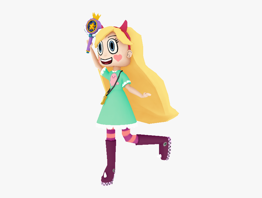 Download Zip Archive - Boneca Da Star Butterfly, HD Png Download, Free Download