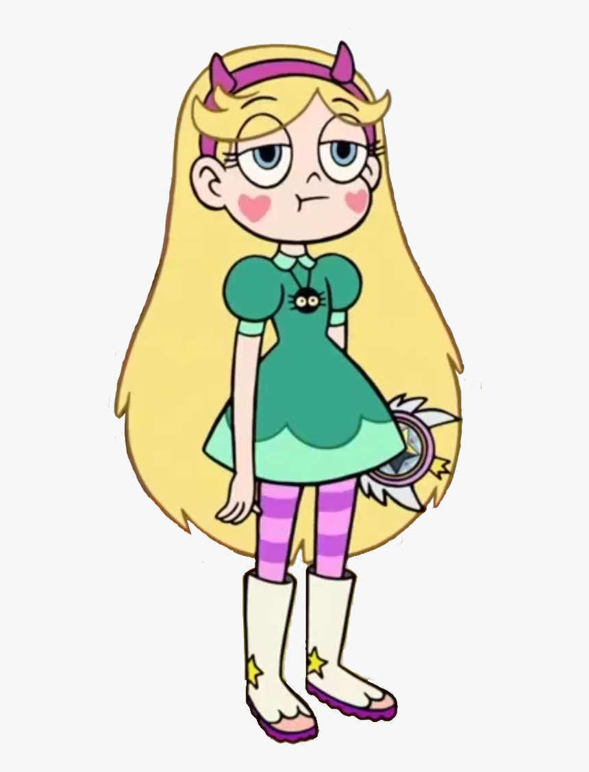 Star Butterfly Dark Star, Star Butterfly, Star Vs The - Star From Star Vs Evil, HD Png Download, Free Download