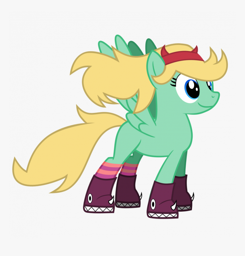 Star Butterfly En Pony, HD Png Download, Free Download
