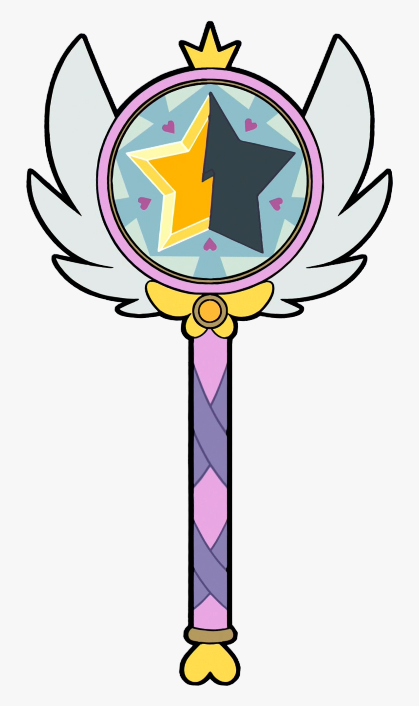 Season 2 Wand By Star-butterfly - Star Butterfly Wand 2, HD Png Download, Free Download