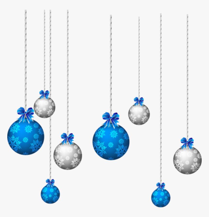 Que Seriont Nous Sans Les Femmes - Christmas Ornaments Blue Png, Transparent Png, Free Download