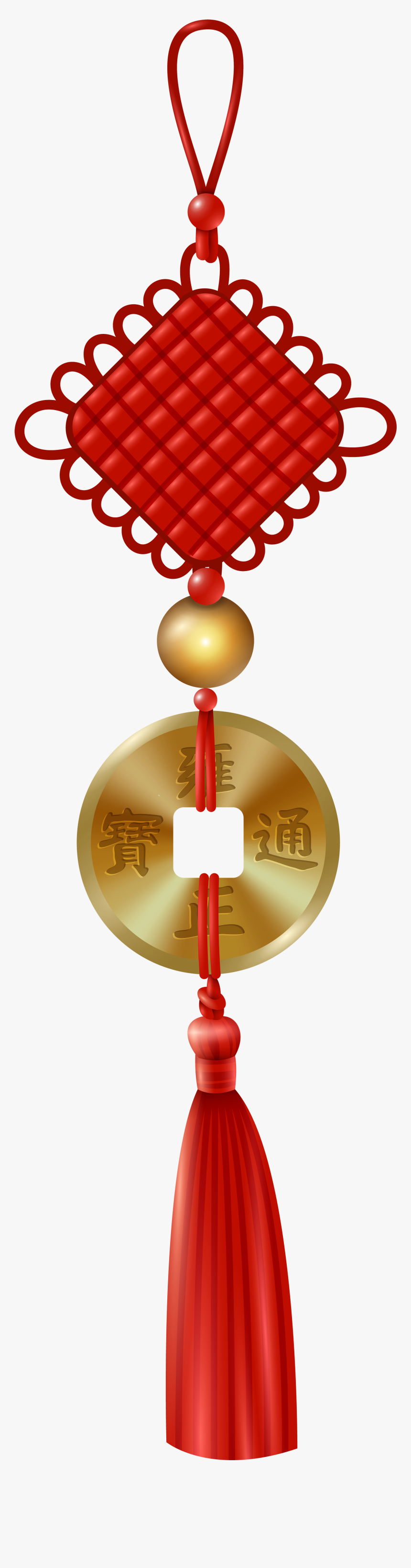 Hanging Decoration Chinese Png, Transparent Png, Free Download