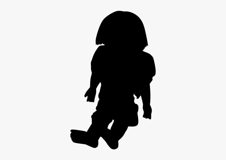 Japan Dolls Png Transparent Images - Silhouette, Png Download, Free Download