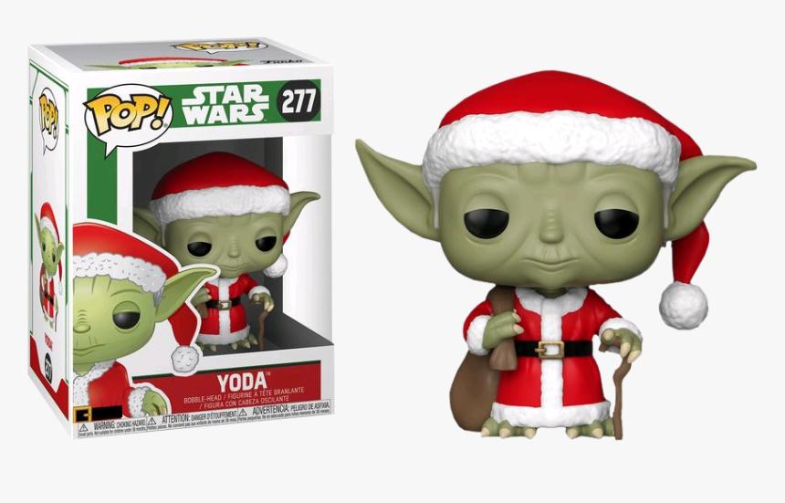 Transparent Star Wars Christmas Clipart - Funko Pop Star Wars Christmas, HD Png Download, Free Download