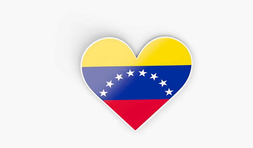 Download Flag Icon Of Venezuela At Png Format - Venezuela Flag Heart Png, Transparent Png, Free Download