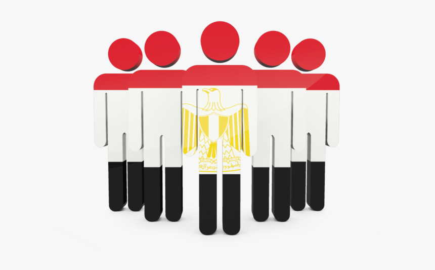 Download Flag Icon Of Egypt At Png Format - Brazil People Png, Transparent Png, Free Download