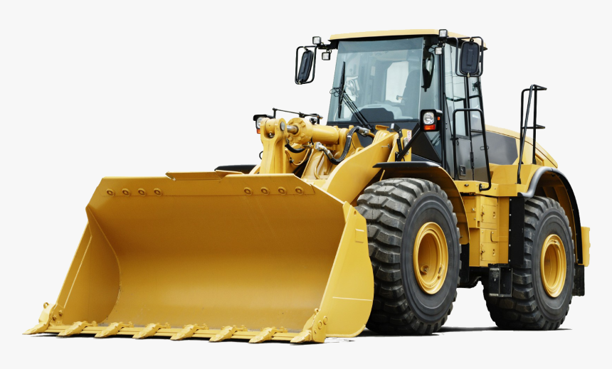 Bulldozer Png Background - Cat Bulldozer Png, Transparent Png, Free Download