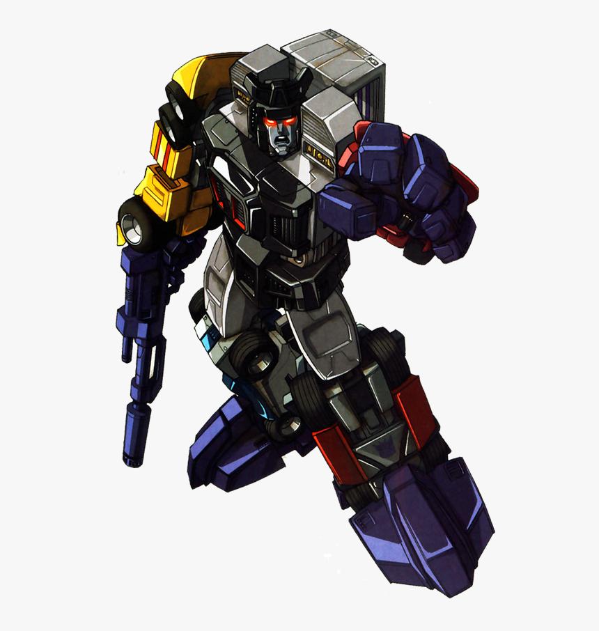 Transformers Menasor Comic Art, HD Png Download, Free Download