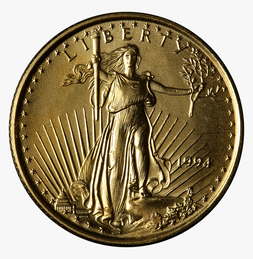 Transparent American Eagle Png - Coin, Png Download, Free Download