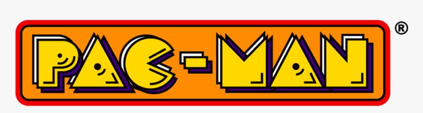 Logo Pac Man Png, Transparent Png, Free Download