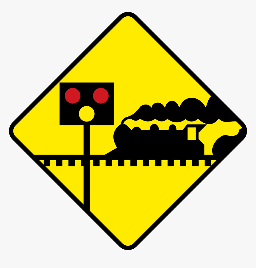 Transparent Warning Signs Png - Road Sign Share The Road, Png Download, Free Download
