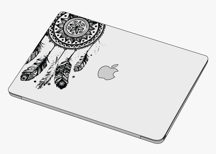 Dreamcatcher Laptop Sticker Cheap Buy, HD Png Download, Free Download