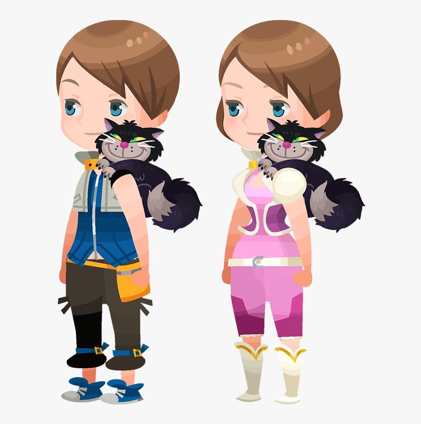 Lucifer Doll Accessory - Kingdom Hearts Union X Avatar, HD Png Download, Free Download