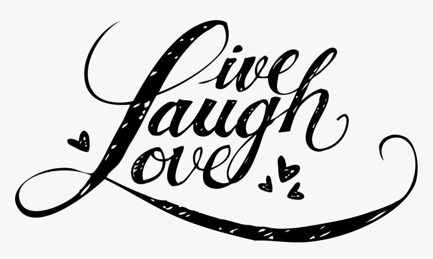 Personalized Live Laugh Love Sic 27oz Bottle Live Laugh Love Hd Hd Png Download Kindpng