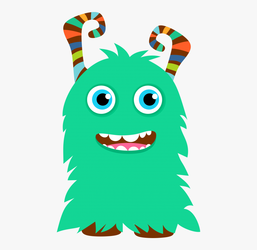 Baby Monster Clipart, Transparent PNG Clipart Images Free Download -  ClipartMax