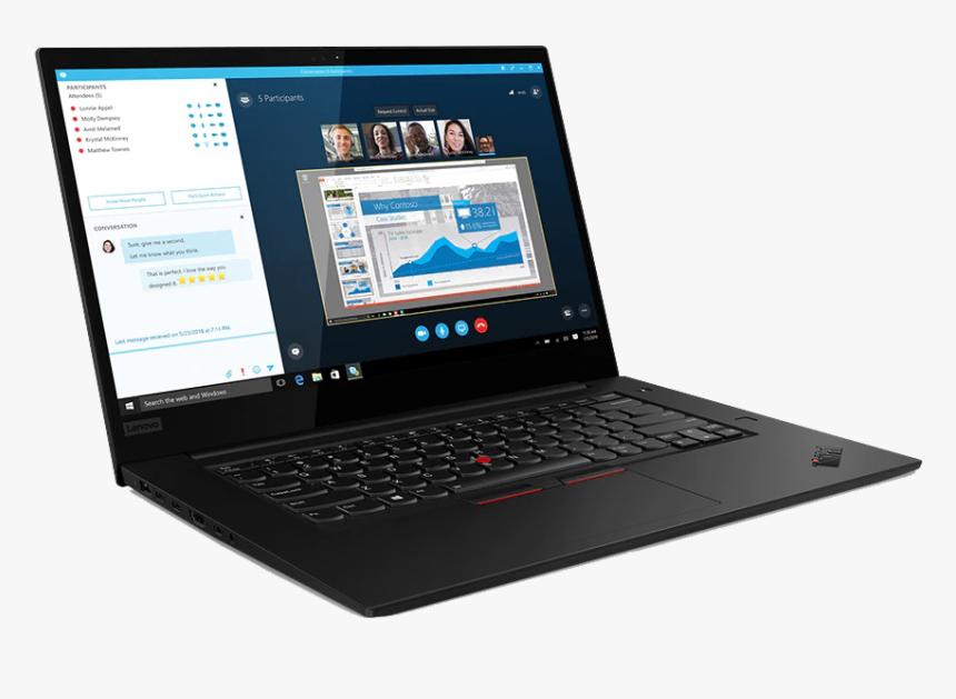 Lenovo Thinkpad X1 Carbon Extreme Gen 2 - Lenovo Thinkpad X1 Extreme Gen 2, HD Png Download, Free Download
